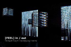 Feel in out - Flyer Video mapping