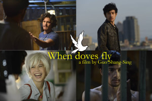 When Doves Fly - Flyer